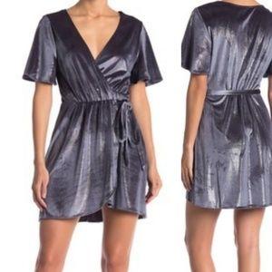Show Me Your Mumu New XL Andrea Wrap Dress